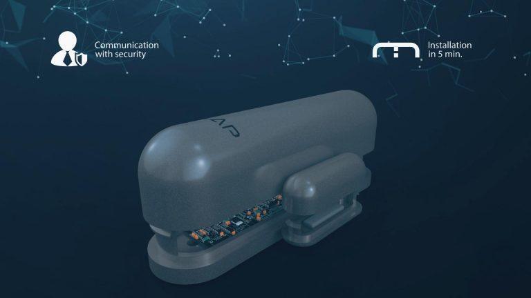 Изображение 3D анимационного видеоролика для компании clap