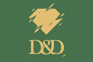 D&D логотип компании