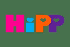 Логотип компании Hipp