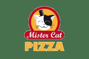Логотип Mister Cat
