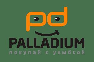 Логотип интернет магазина Palladium